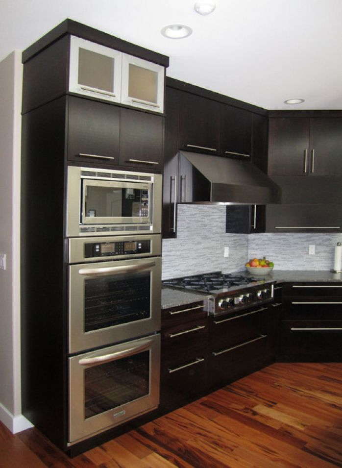In Consideration Of Of The Double Wall Ovens Built In