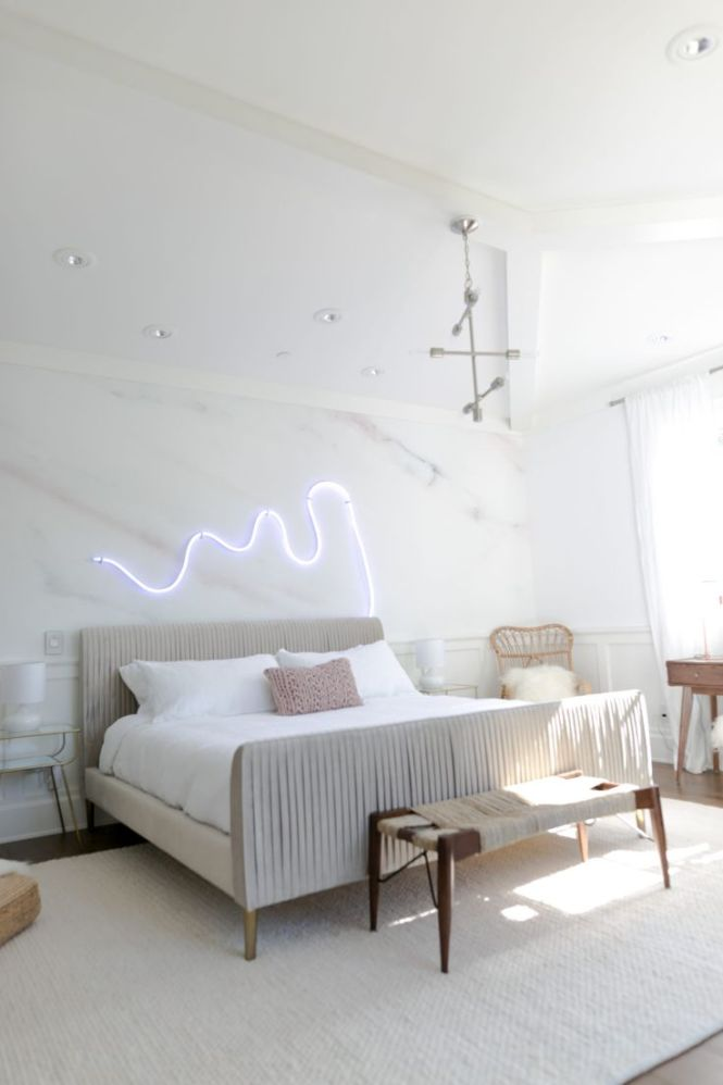 Palm Springs Pastel Bedroom Makeover For Alisha Marie
