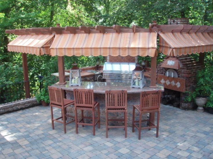 outdoor kitchen on a budget ღ diy outdoor projects ღ pinterest outdoor kitchens budget on outdoor kitchen ideas on a budget id=49252