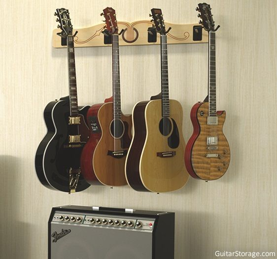 1000 images about wall mount guitar hangers on pinterest on guitar wall hangers id=16514