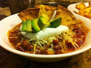 Stracciatella: Weight Watcher Taco Soup