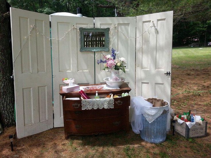 1000+ Images About Wedding Porta Potty On Pinterest