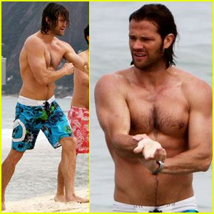 Well helloooo Sam Winchester.
