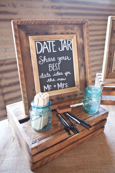 I REALLY want to make the wedding as interactive as possible. Pecan Springs has lawn games, and I want to have guests make their