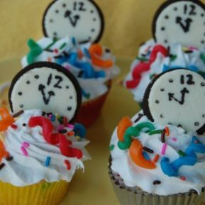 Count-Down Cupcakes: