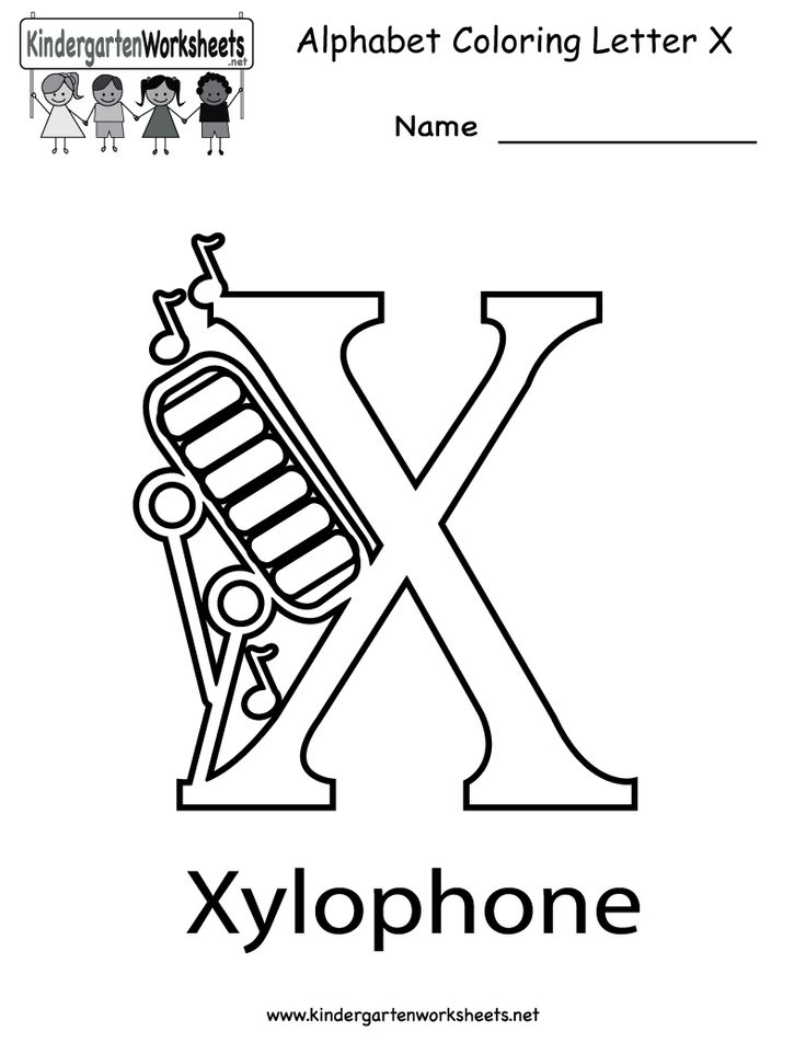 0 images about letter x worksheets on pinterest  the
