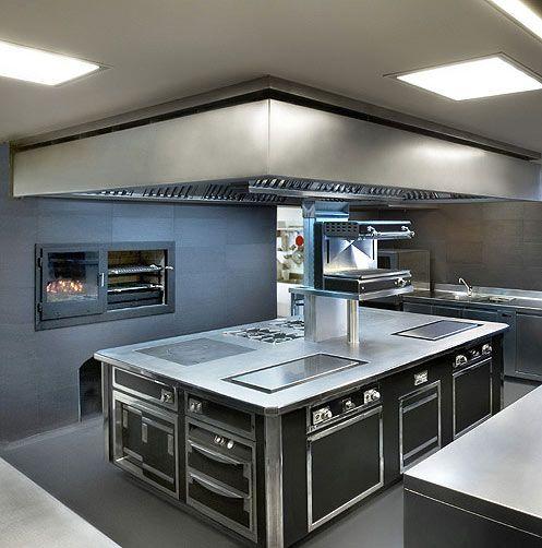 17 Best ideas about Restaurant Kitchen Design on Pinterest ...