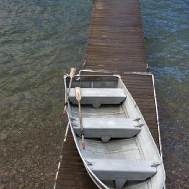 Duralux Marine Paint 1 Gal Aluminum Boat Green Enamel M736