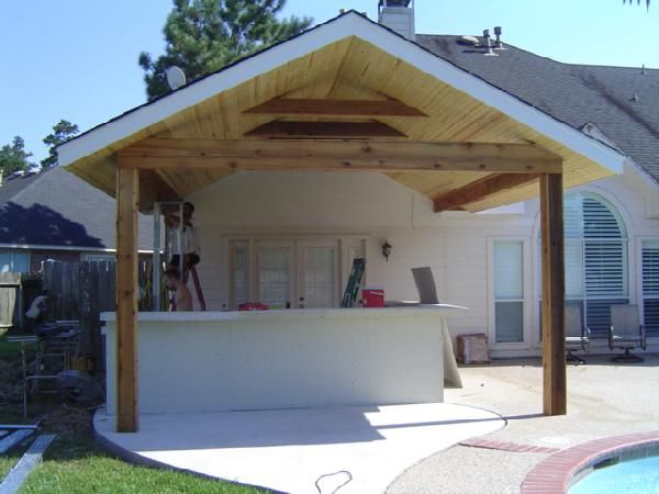 1000 Images About Covered PatioCarport Ideas On Pinterest