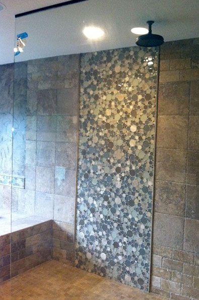 Finished Application Kitchen Bath Floor Tile Pinterest