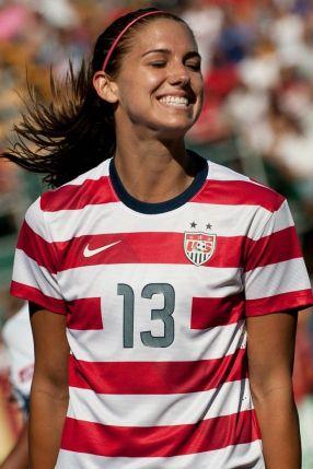 209 best images about Alex Morgan on Pinterest | Soccer ...
