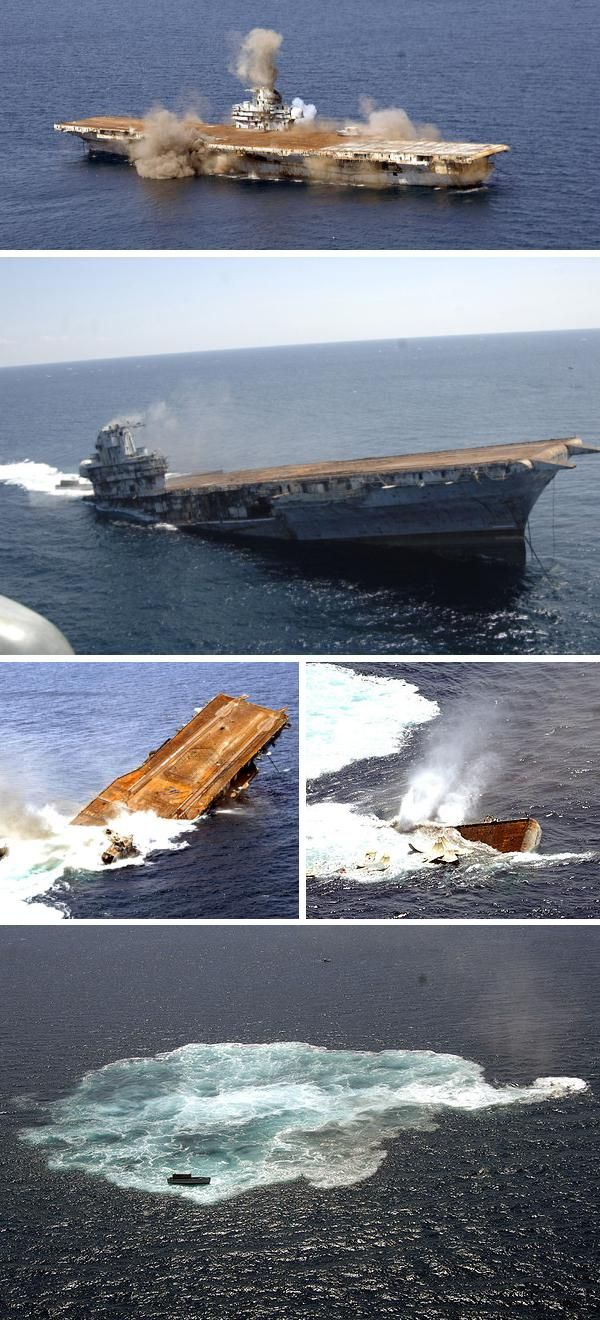 Worlds Shipwreck Biggest