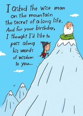 Mountain Man Wisdom The Secret Funny And Wisdom