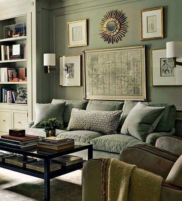 interior color schemes part i monochromatic colors on paint combinations for house interior id=56846