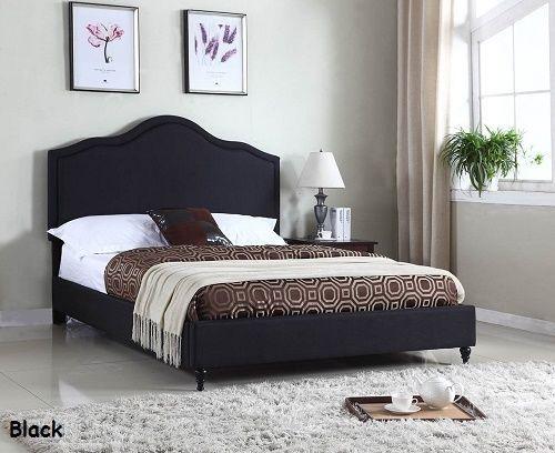 17 Best Ideas About Black Platform Bed On Pinterest