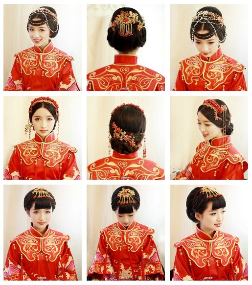 17 Best Images About Traditional Chinese Hairstyles On