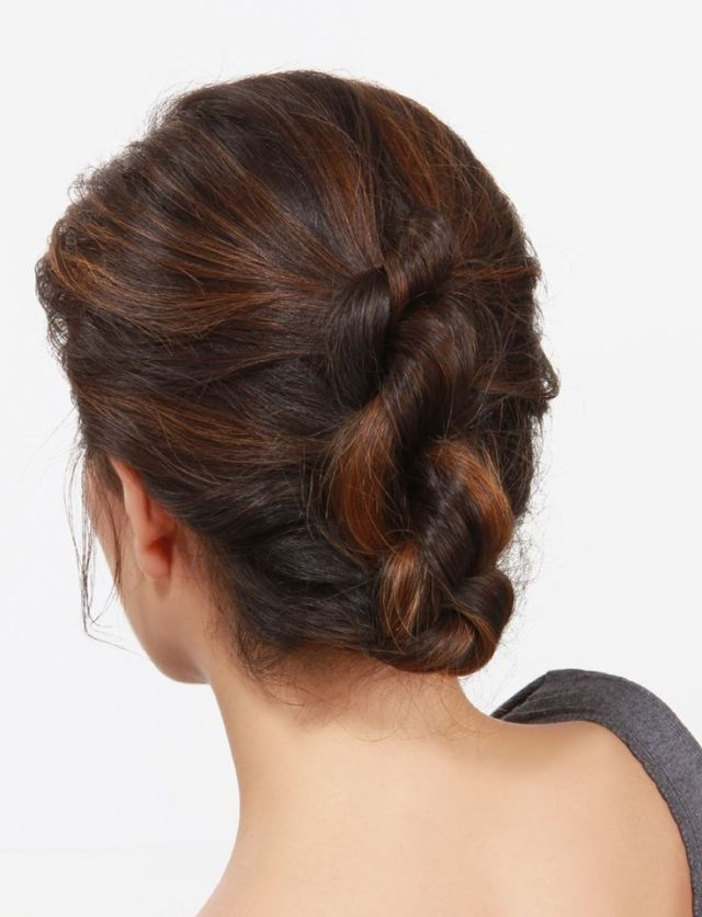 47 best images about Hairstyles  Braids Buns Knots
