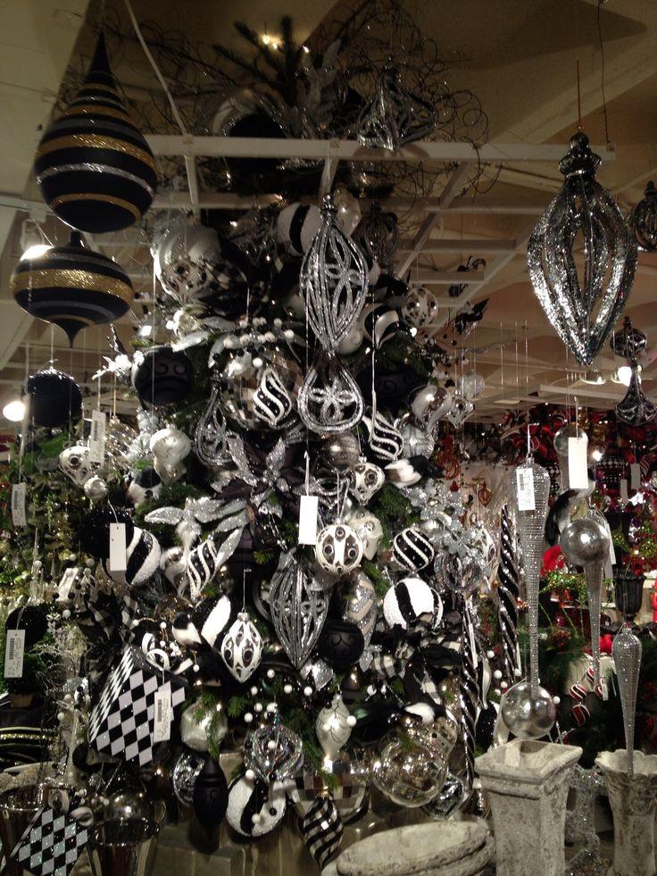 Southern Blue Celebrations BLACK Amp WHITE CHRISTMAS IDEAS