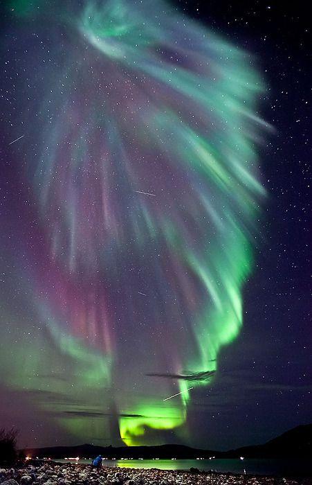 Alaska – aurora