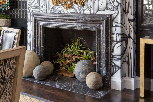 25+ Best Ideas About Unused Fireplace On Pinterest