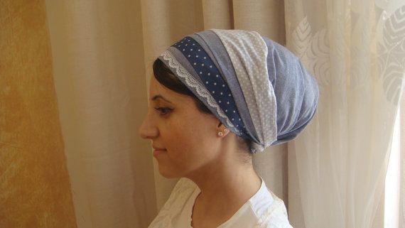 Tichel Accessories Tie Hijab Scarf Israel Headcovers