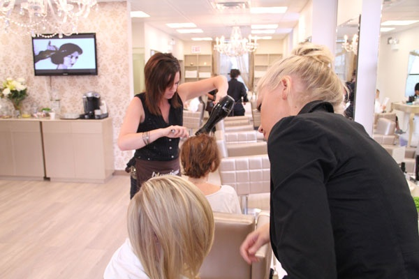1000 Images About Blow Dry Bar On Pinterest