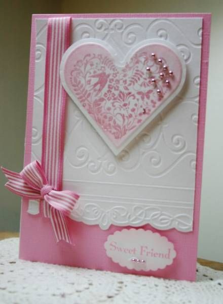 1000 Images About Handmade Cardsvalentinelove On