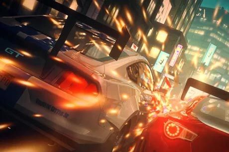 Need for speed No restrictions for Android games