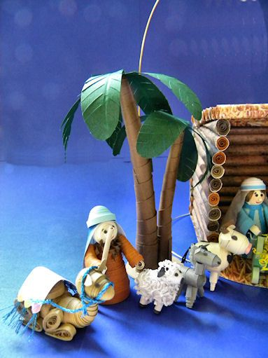 10 Best Images About Quilling Nativity And Jesus On