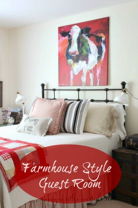 17 Best Images About Farmhouse Guest Room Ideas On