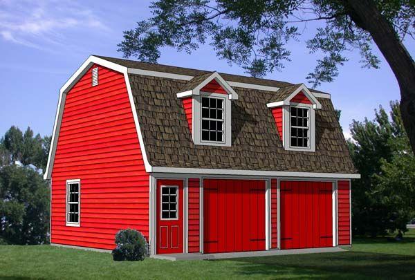 1000+ Ideas About Garage Plans With Loft On Pinterest