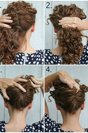 1000 ideas about curly hairstyles on pinterest hairstyles curly hair and short curly hairstyles