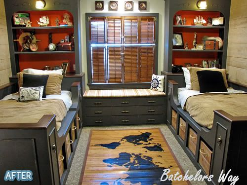47 Best Images About One Big Boys' Room On Pinterest