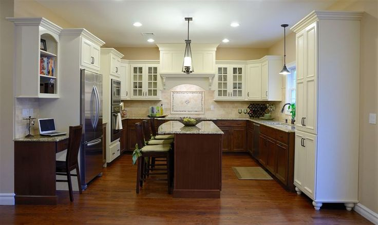 19 best images about white uppers dark wood lowers on pinterest serendipity dark brown and on kitchen remodel not white id=53006