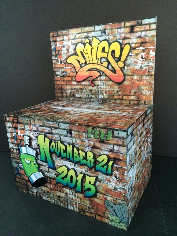 1000 Images About CampS Graffiti Bar Mitzvah On Pinterest