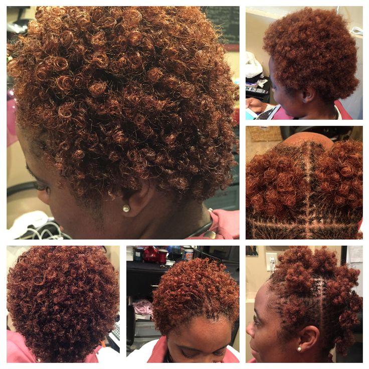 Lots Of Locs Natural Hair Studio Sisterlocks Install