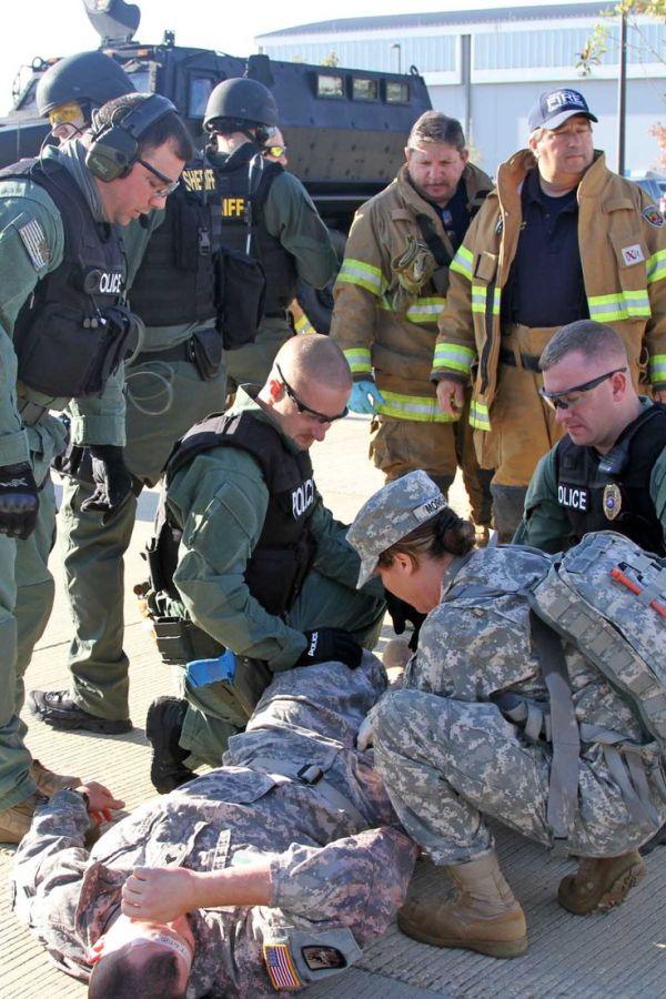 HAMMOND, La. - The Louisiana National Guard's 1st Assault ...