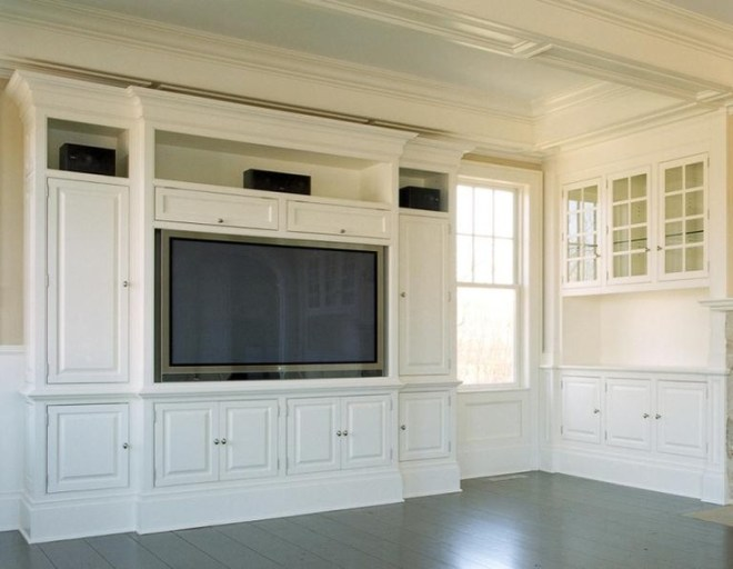 Built in an idea for the basement we still need to
