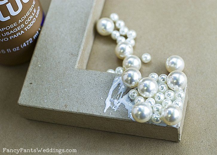 17 Best Ideas About Pearl Letters On Pinterest