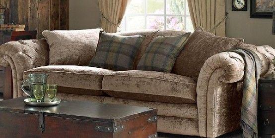 DFS Sofa Crushed Velvet Sofa Pinterest Beautiful