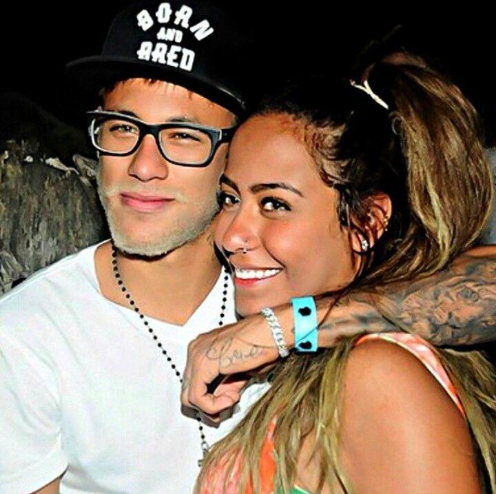 Neymar jr na mushiki we Rafaella