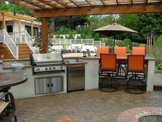 17 best images about outdoor kitchens by signature on pinterest outdoor kitchens smokers and on outdoor kitchen natural id=33728