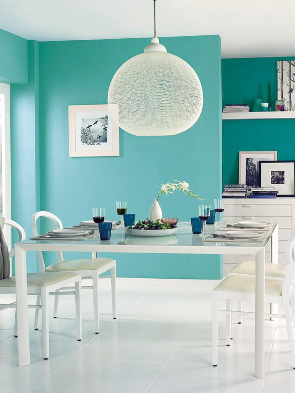 Best 20 Turquoise Wall Colors Ideas On Pinterest