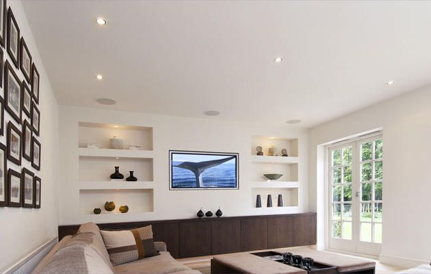 Tv Built Into Wall Google Search New House Pinterest