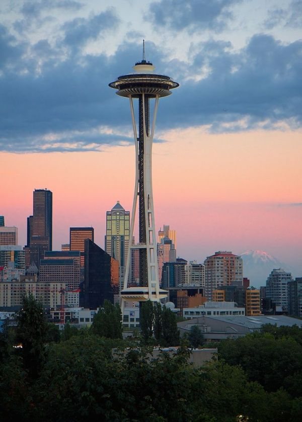66 best images about Space Needle on Pinterest ...