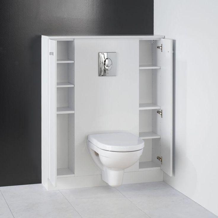 meuble rangement mural wc venus et judes