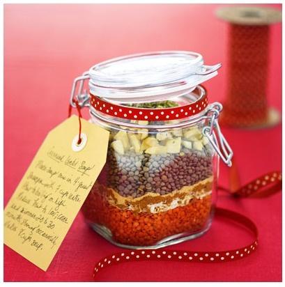 Mason jar gifts, Jars and Soups on Pinterest