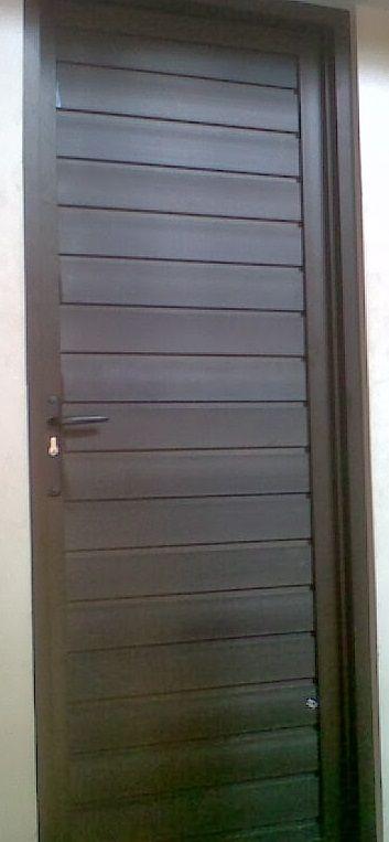 Pintu Aluminium Kamar Mandi Spandrel Pintu Aluminium Pinterest