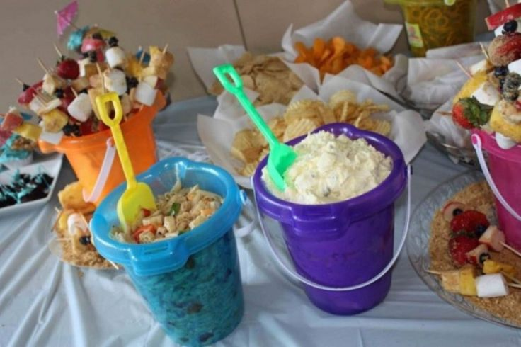 Indoor Beach Party Ideas Decorations