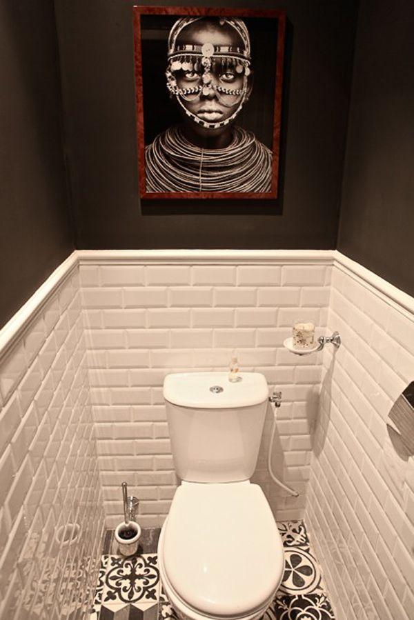 Carreaux De Ciment Toilettes Affordable Wc Carreaux De